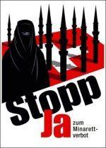 Le Conseil de l'Europe souhaite l'abrogation de la loi anti-minarets et s'oppose à une loi interdisant le niqab