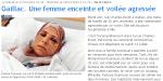Gaillac : violente agression d'une femme musulmane enceinte