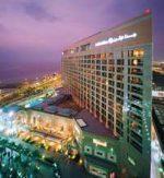 L'hôtel Hilton à l'heure du Ramadan