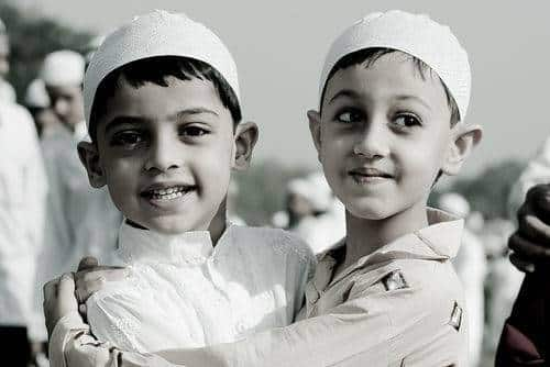 ابتسامة مسلم