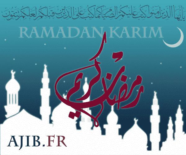 Date du Ramadan 2010 : le ramadan commencera mercredi 11 aoû...