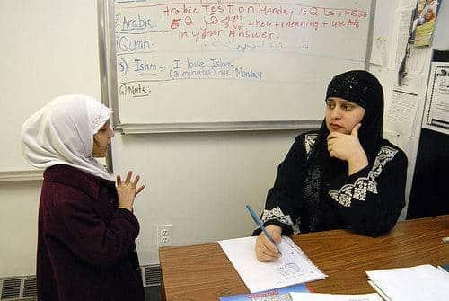 hijab durant les examen