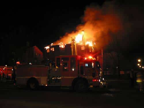 feu incendie pompiers