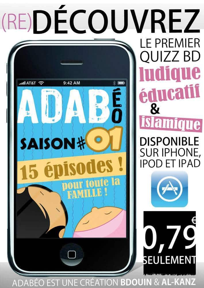 Application iPhone : téléchargez ADABéo