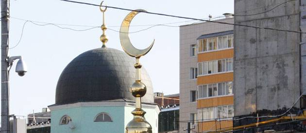 mosquée musulman