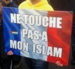 Mosquée Epinay sur Seine : manifestation des musulmans