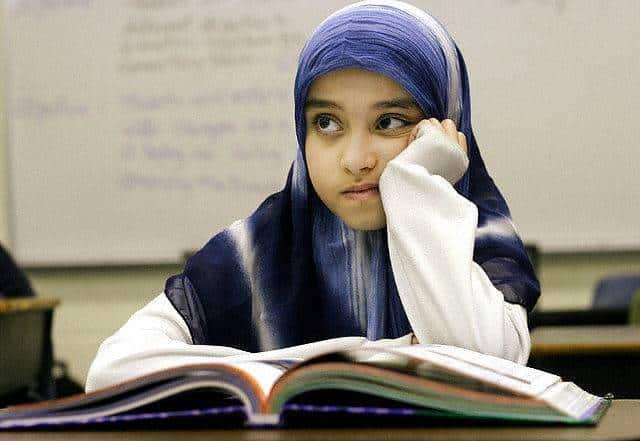 musulmane hijab voile islamique