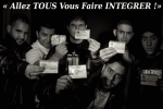 Sous France : «Allez tous vous faire intégrer !»