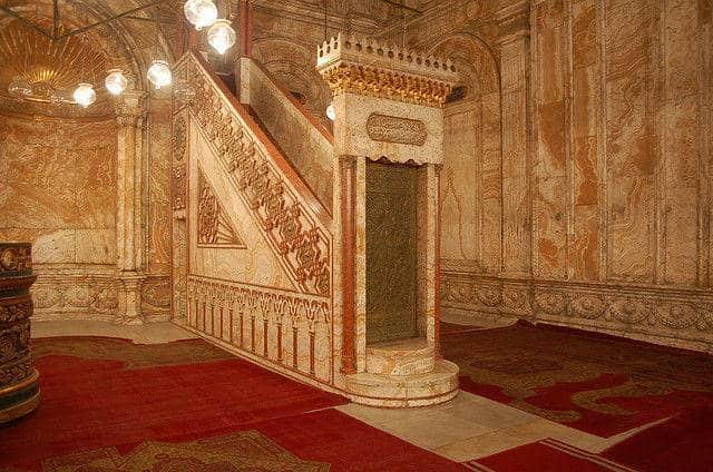 minbar,mosquée