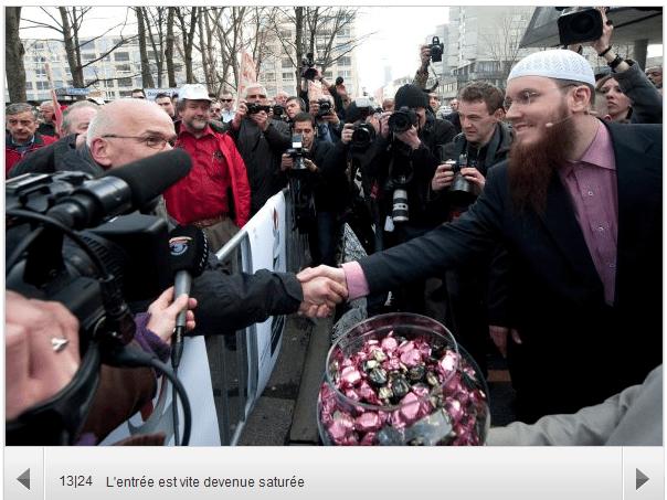 Rencontre islamique bourget
