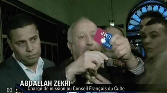 Abdallah Zekri UMP