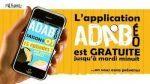 ADABéo : l'application iPhone et iPad gratuite