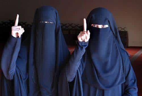 niqab,burqa