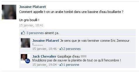 UMP Josiane Plataret