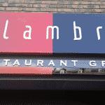 Restaurant Halal Alambra