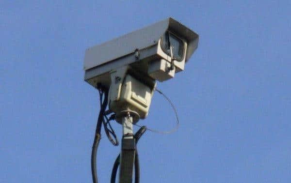Cameras de surveillance surveillant les musulmans