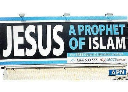Jesus Prophète de l'islam