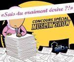 Muslim Show : résultats du concours «Sais-tu vraiment écrire !?»