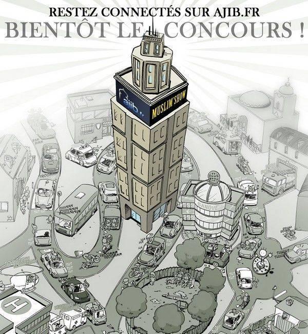 Concours Muslim Show AJIB.fr