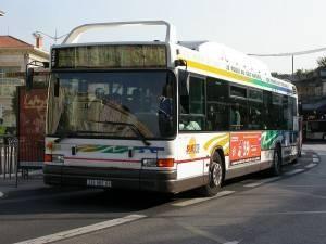 Bus à Nice