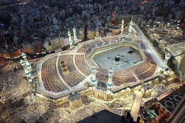 Mosquée Sacrée de La Mecque