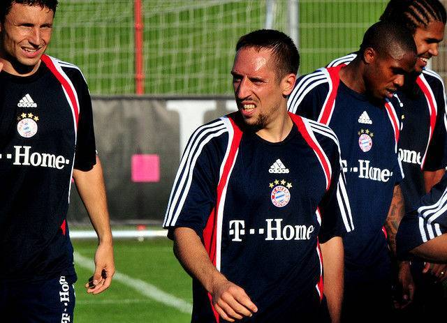 Franck Ribery musulman