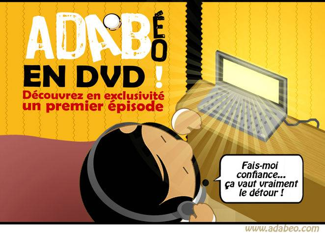 Adabéo - sortie du DVD mosquée