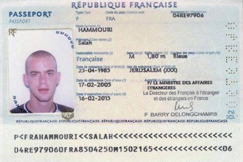 Gaza : la responsabilité directe de la France et de l'Union Européenne - Page 3 Passeport-salah