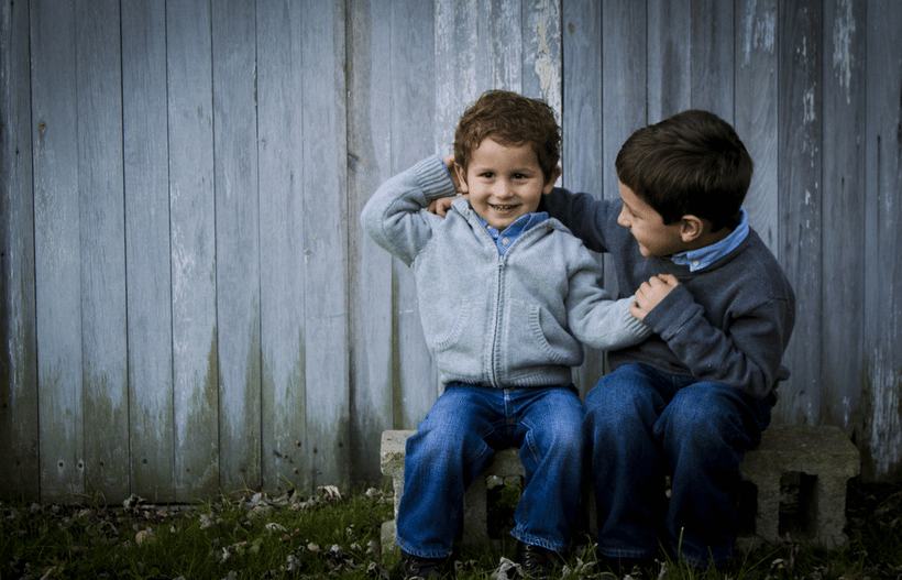 relations entre enfants