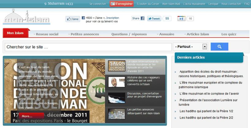 Réseau Mon-Islam.com