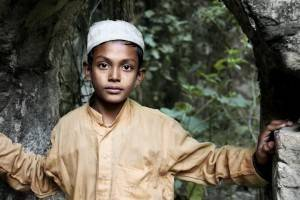 Enfant musulman