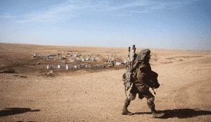 Soldat israélien oublié