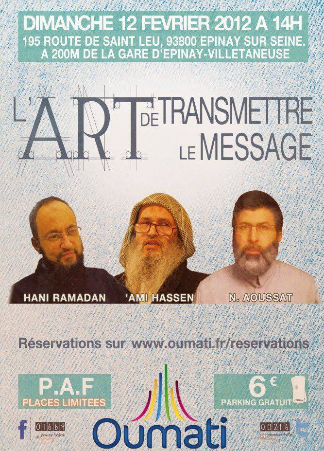 Oumati : l'art de transmettre le message