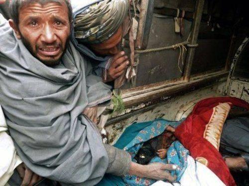 Massacre en Afghanistan