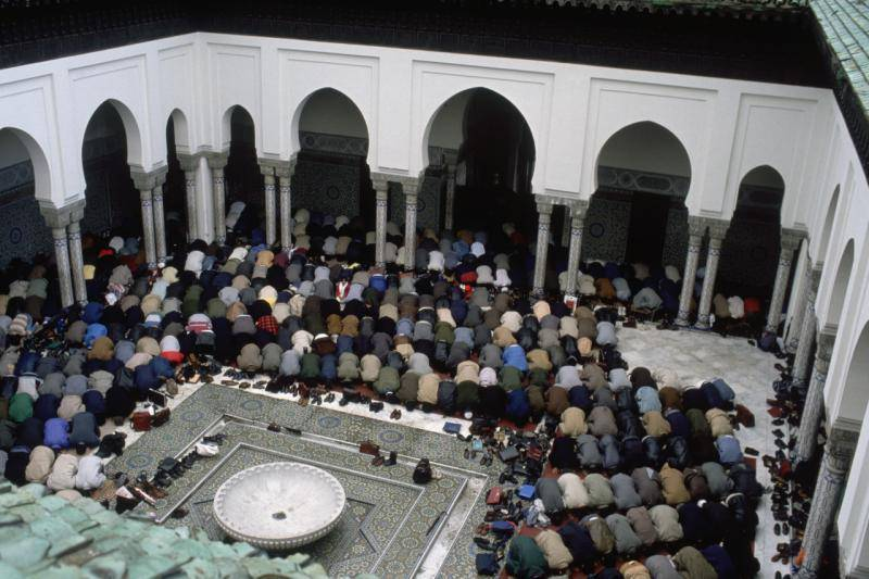 CFCM - Mosquée de Paris