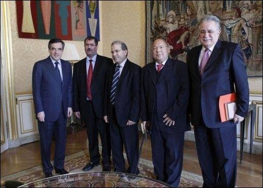 CFCM et Dalil Boubakeur reçu à Matignon
