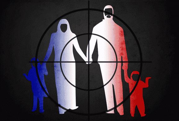 cible islamophobie