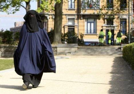 Loi d'interdiction du niqab