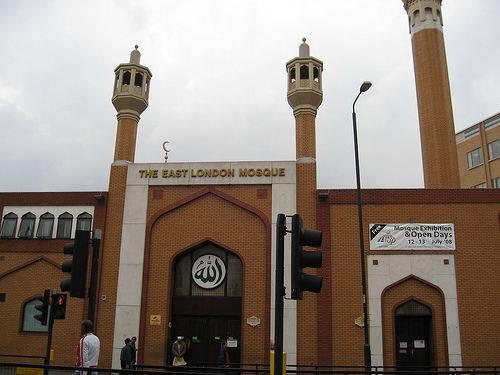 Mosquée londres Est