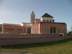 Inauguration de la mosquée d'Hérouville Saint Clair