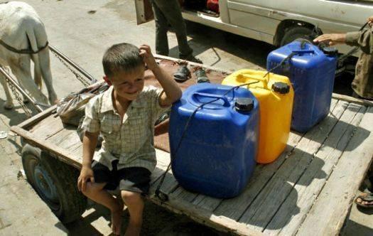 Enfant palestinien