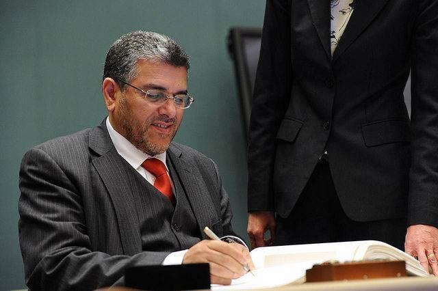 Moustafa Ramid, Ministre de la Justice et des Libertés