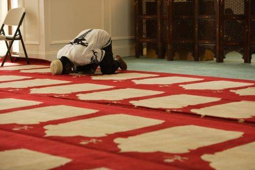 Tapis de Mosquée