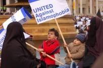 Unis contre l'islamophobie
