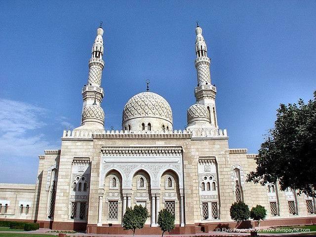 Mosquée de Dubai
