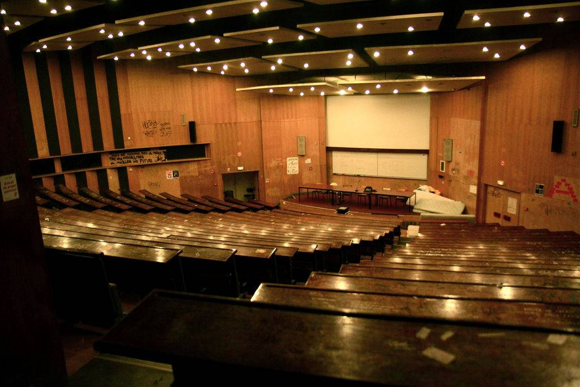 Amphithéâtre Université