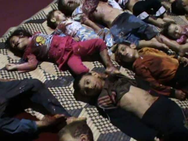 Syrie : des enfants torturés et battus à mort