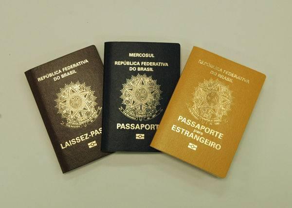 Passeport Brésilien