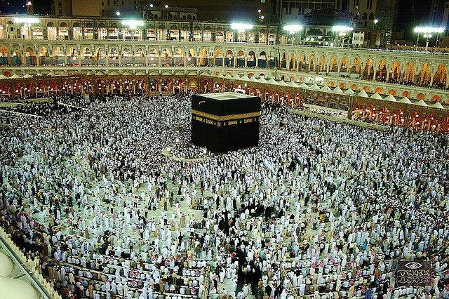 Hajj 2012 : la Mecque en direct...