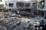 Pour le Ministre de l'Intérieur israélien « Le but de l'opération est de renvoyer la bande de Gaza au Moyen Age »